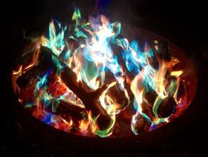 Add Color to Any Fire